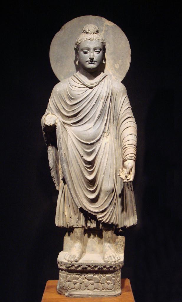 Будда Шакьямуни, царевич из племени саков (скифов). основатель буддизма.