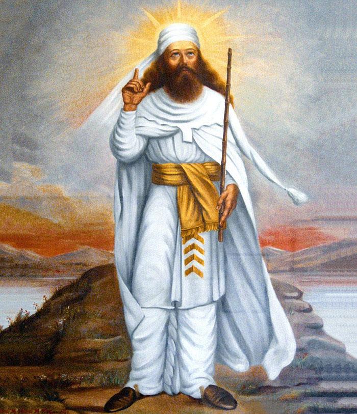 Зороастр, уроженец восточной Скифии. Основатель зороастризма