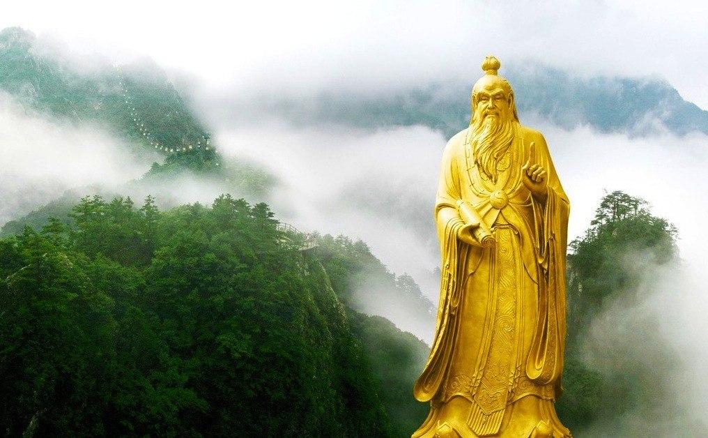 Лао Цзы. Основатель даосизма из арийской/иронской Индии