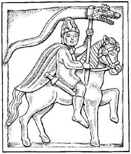 Сарматский / иронский драконарий