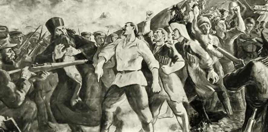 Д 8. Туганов М. Геноцид